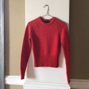 Red Marc Jacobs Sweater
